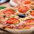 vegetarian mini pizza stock photo © vankad