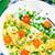 新鮮な · ハーブ · プレート · 食品 · 卵 · 朝食 - ストックフォト © vankad