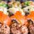 sushi · farklı · balık · kırmızı - stok fotoğraf © vankad