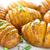 accordion baked potatoes stock photo © vankad