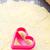 сердце · Cookie · пряничный · покрытый · молоко - Сток-фото © vankad