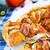 lezzetli · sebze · beyaz · plaka · gıda · domates - stok fotoğraf © vankad