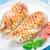 poulet · grillé · seins · plaque · légumes · frais · santé · poulet - photo stock © vankad