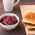 イチゴ · ジャム · 食品 · 自然 · キッチン · 表 - ストックフォト © vankad