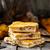 homemade pie stuffed with potato and mushrooms stock photo © vankad