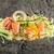 espinafre · salada · cebolas · pepinos · legumes - foto stock © vankad