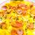 worst · tomaat · kruiden · voedsel · Blauw - stockfoto © vankad
