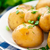 vegan · batata · jantar · prato · branco · refeição - foto stock © vankad