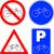 bicycle symbols stock photo © vankad