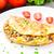 zöldségek · villa · étel · tojás · sajt · hús - stock fotó © vankad