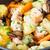 лосося · растительное · кремом · рыбы · обеда - Сток-фото © vankad