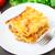 İtalyan · lazanya · plaka · lezzetli · beyaz · gıda - stok fotoğraf © vankad