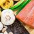 ingredients for salmon pasta stock photo © vankad