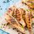 pollo · barbacoa · pimienta · setas · superficial - foto stock © vankad