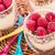 müsli · yoghurt · vers · fruit · beker · beige · plaats - stockfoto © vankad