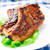 sült · disznóhús · vesepecsenye · finom · tányér · hús - stock fotó © vankad