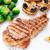 ızgara · domuz · eti · pirzola · Brüksel · lezzetli · gıda - stok fotoğraf © vankad
