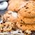 chocolade · chip · rustiek · cookies - stockfoto © vankad