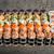 sushi · conjunto · concreto · cinco · diferente - foto stock © vankad