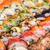 sashimi · sushis · alimentaire · poissons - photo stock © vankad