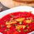 russo · rosso · panna · acida · alimentare · pane · cena - foto d'archivio © vankad