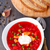 русский · красный · сметана · продовольствие · хлеб · обеда - Сток-фото © vankad