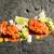 carne · tar · tuorlo · piatto · uovo · pranzo - foto d'archivio © vankad
