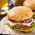 Burger · говядины · сыра · овощей - Сток-фото © vankad