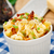 Mac · kaas · spek · heerlijk · kom · voedsel - stockfoto © vankad
