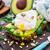 avocado sandwich stock photo © vankad