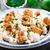 salmão · arroz · prato · peixe · tabela - foto stock © vankad