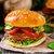saine · végétarien · Burger · photo · savoureux - photo stock © vankad