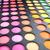 establecer · colorido · polvo · ojo · oscuridad · superior - foto stock © vankad