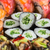 sushi set close up stock photo © vankad