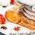 cerdo · costilla · chuleta · carne - foto stock © vankad