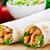 ケバブ · 肉のグリル · 野菜 · 鶏 · 肉 · サラダ - ストックフォト © vankad