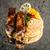 жареный · риса · свинина · быстро · полный · питание - Сток-фото © vankad