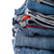 Stack of jeans stock photo © vankad