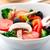 野菜 · サラダ · サラダドレッシング · カップ · ランチ - ストックフォト © vankad