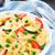 makaronu · cukinia · pomidorów · wegetariański · naczyń - zdjęcia stock © vankad