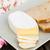白パン · 黄色 · プレート · パン · 食べ - ストックフォト © vankad