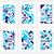 set · manifesti · colorato · poster · decorativo · wallpaper - foto d'archivio © vanzyst