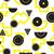 vektör · siyah · beyaz · circles · model - stok fotoğraf © vanzyst