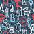 graffiti abstract pattern stock photo © vanzyst