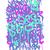 paars · tl · abstract · cirkels · lijnen · ontwerp - stockfoto © vanzyst