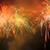 panorama of salute fireworks stock photo © vapi