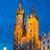 bazilika · szent · alsó · Lengyelország · épület · építészet - stock fotó © vapi