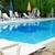 Blauw · water · zwembad · zon · licht - stockfoto © vapi