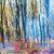 najaar · bos · stralen · zon · mooie · boom - stockfoto © vapi