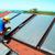 zonnepanelen · huis · dak · licht · groene · wetenschap - stockfoto © vapi